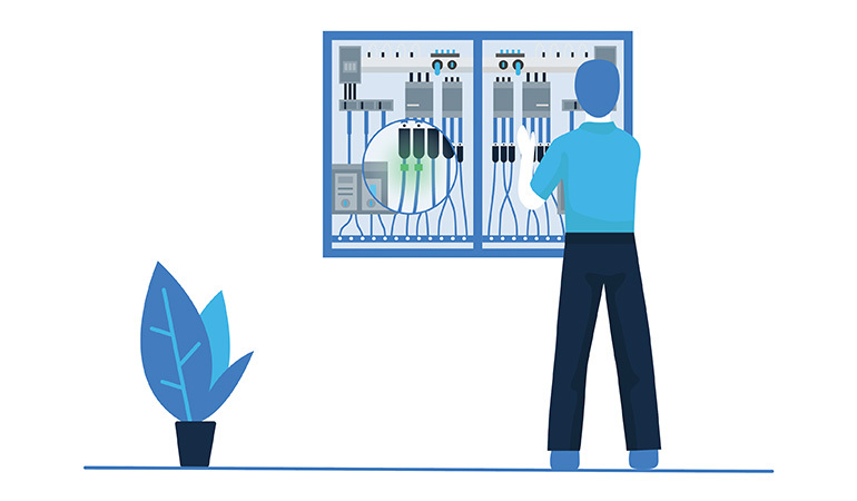 Energy monitoring sensors