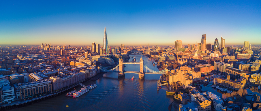 Blue-chip offices across London