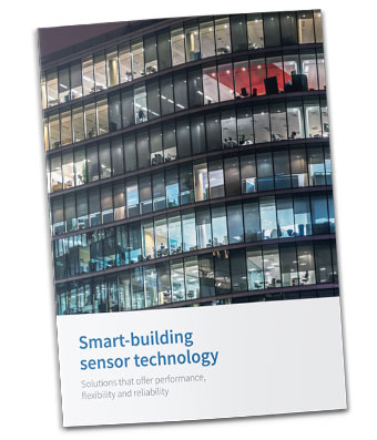 Smart-building sensor technology brochure