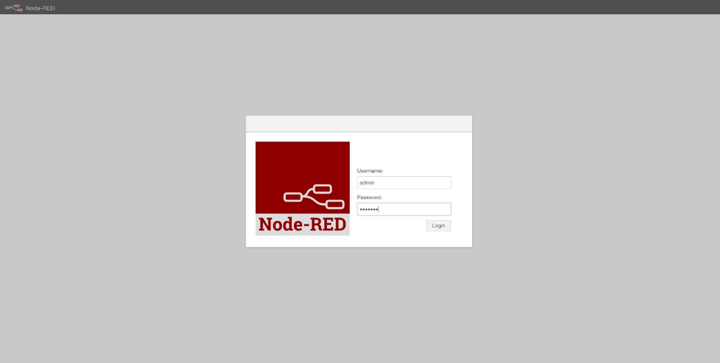 Guide to Visualising Data Using Node-RED