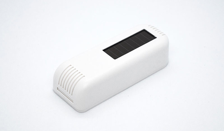 Wireless dry contact sensor