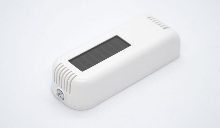 Wireless temperature humidity sensor
