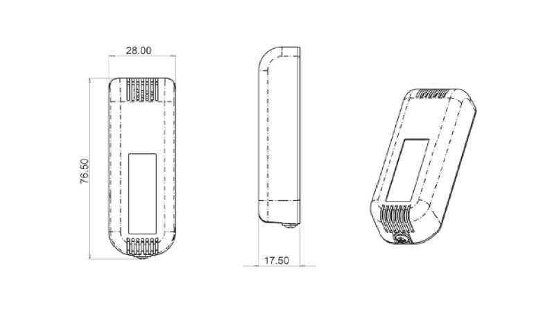 pressac-wireless-temperature-sensor-dimensions