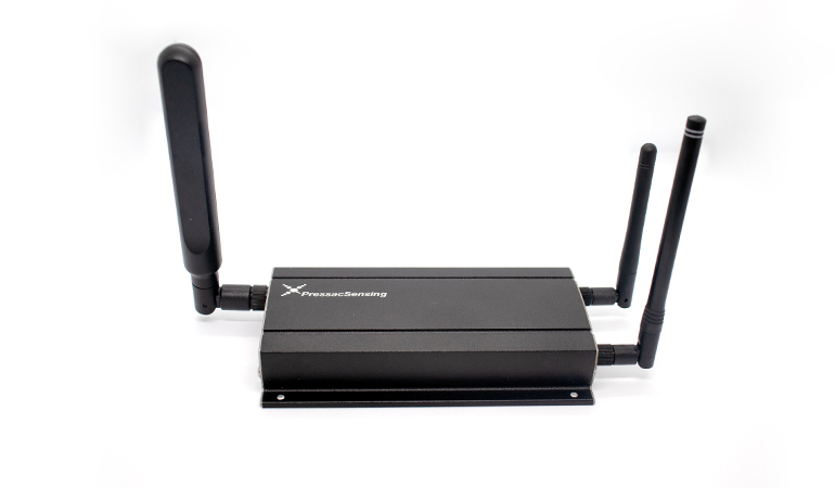 Smart gateway side view