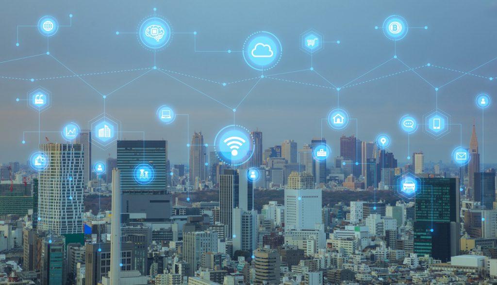 Smart-building sensor technology
