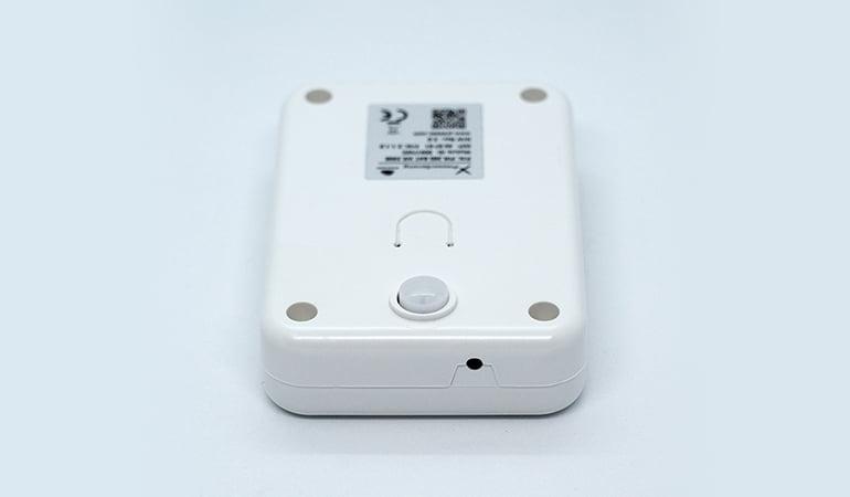 Wireless table occupancy sensor