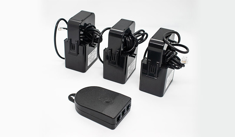 Wireless current monitoring sensors 3 channel
