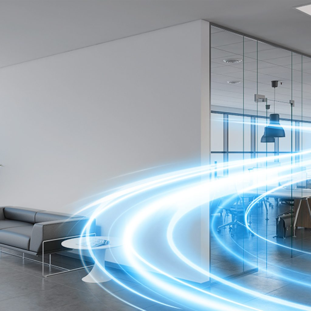 Turning offices into smart buildings