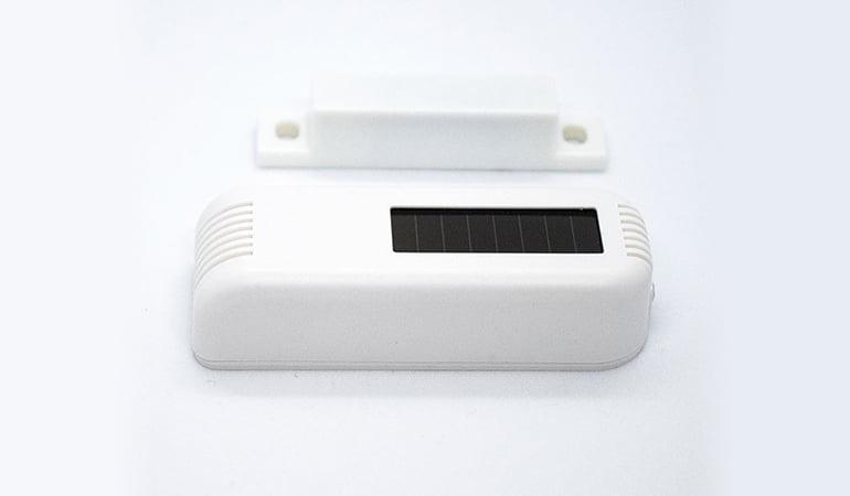 Wireless door & window sensor side view