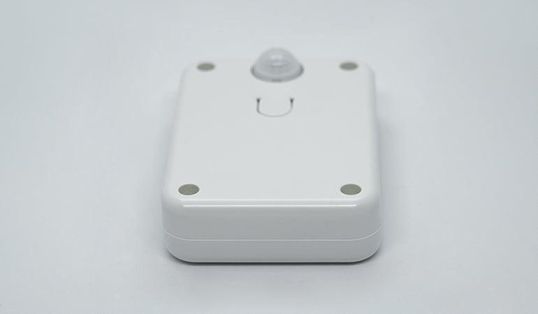 Wireless room occupancy sensor front view